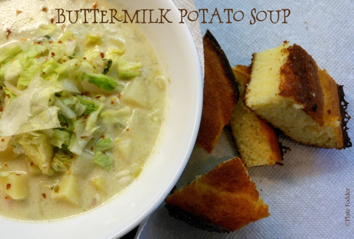 Buttermilk Potato Soup [small]