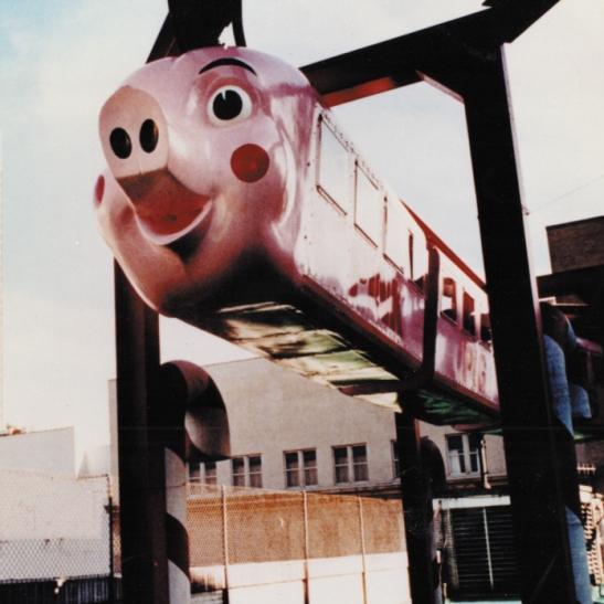 Richs Pink Pig